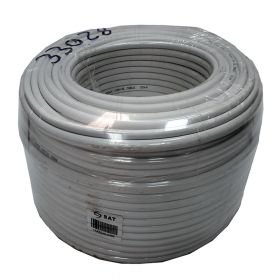 Cable SAT CCTV Blanco Enc-Vd2050 Video Cable 50M