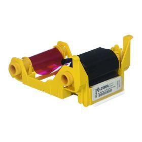 Ribbon ZEBRA Color Imp Carnet Serie 3 YMCKO 200 Im
