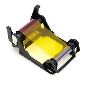 Ribbon ZEBRA Color Imp Carnet Serie 1 YMCKO 100 Img