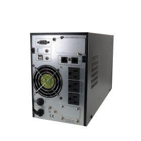 UPS ONLINE SAT UOL1000LCD 1000VA LCD 120V