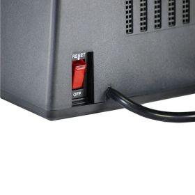 Regulador SAT Rgu1208 1200Va 8 Tomas