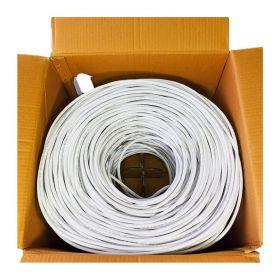 Cable Utp SAT Cat6 CCA 0.54mm 305m Interior
