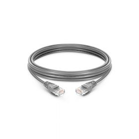 SAT CABLE PATCH CORD UTP CAT5E 25M 26AWG GRIS