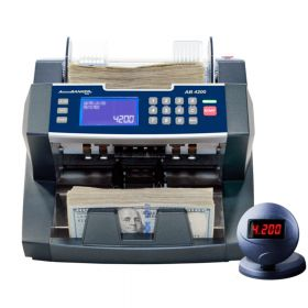 CONTADORA DE BILLETES ACCUBANKER AB 4200UV