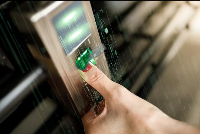 acceso biometria